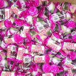 Our love hearts promotion for press day at the Chelsea Flower Show 2015