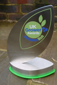 UK Grower Awards - Best New Variety